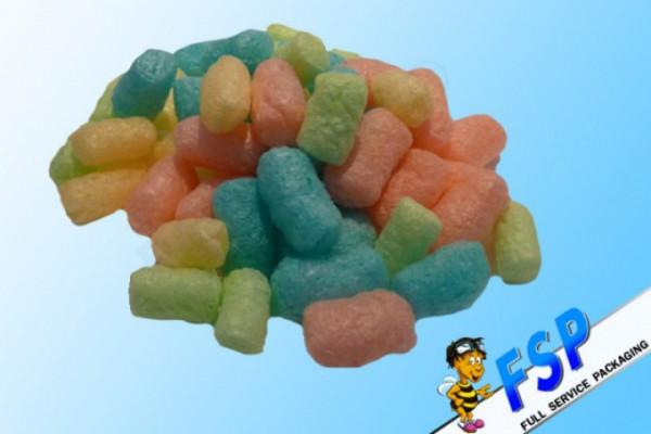 (L) Biobiene® 5 Farben Mixtur Verpackungschips small