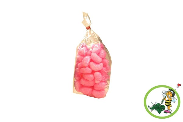 (L) Biobiene® Pinke Verpackungschips